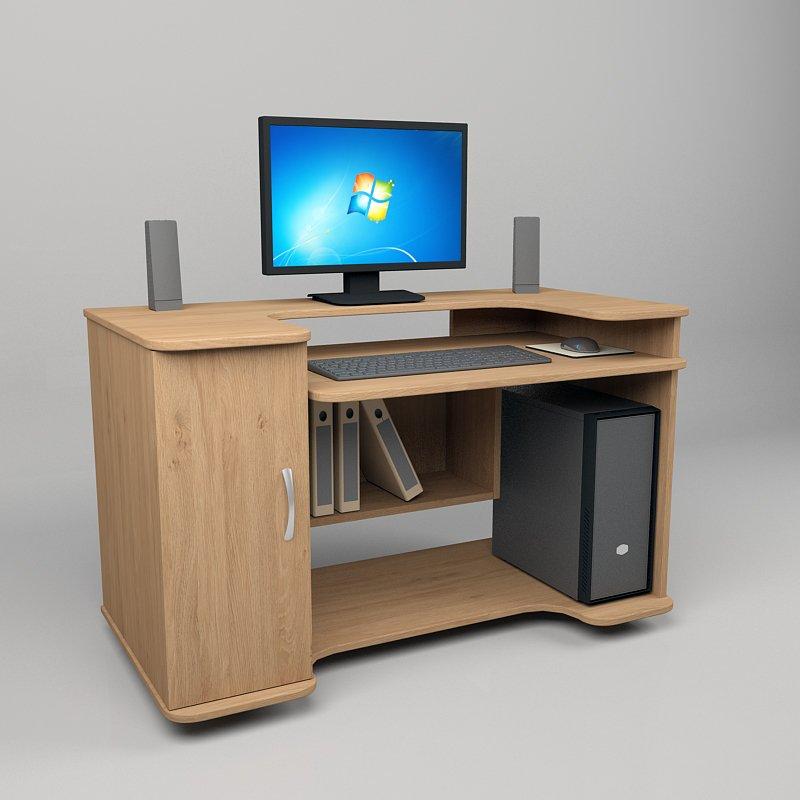 Фото - Компьютерный стол ФК-312