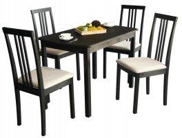 Комплект Парма (стол+4 стула)