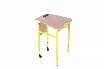 Стол трапецеподобный мобильный №3-5