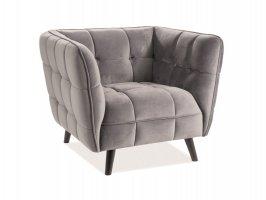 Кресло Castello Velvet 1