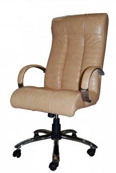 Фото - Офисные кресло Атлантик хром
