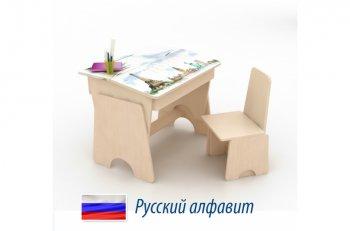 """Фото - Парта """"От 3 до 15"""" (15.1.1.48/ru)"""