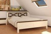 Кровать двуспальная Нормандия