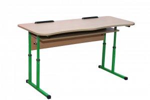 Стол-парта ученический 0130