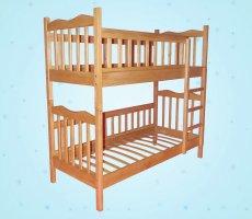 Двухъярусная кровать-трансформер Ника