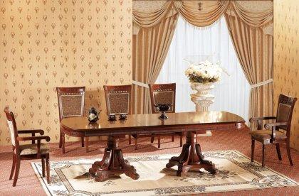 Обеденные столы Люкс