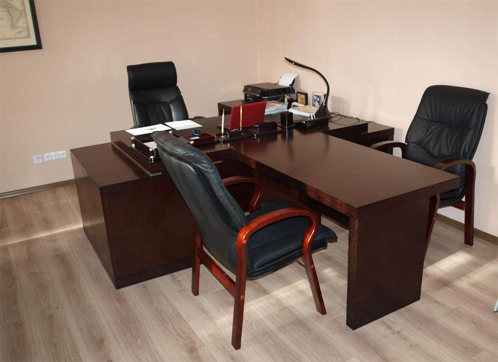 Проект кабинета руководителя GRASP