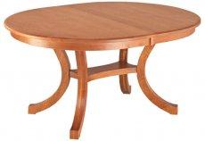 Фото - Стол деревянный овальный СТ-11