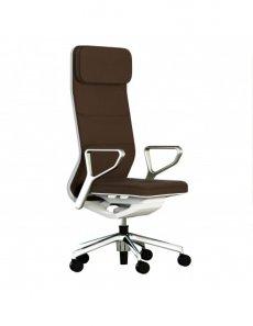 Фото - Кресло TCC TEAM ALTA для руководителя, кожаное