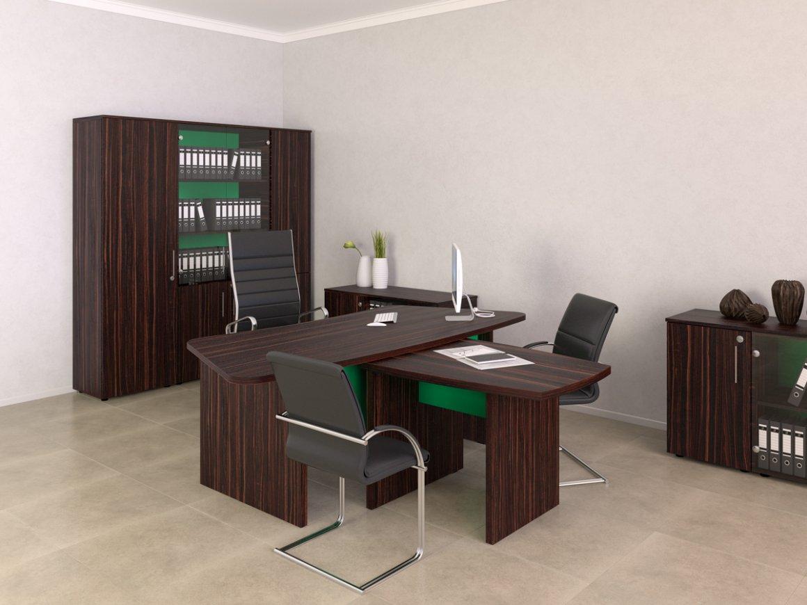 Офисный кабинет V3 - доп. фото