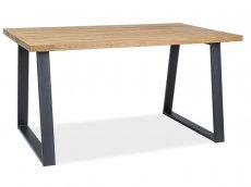 Фото - Кухонный стол Ronaldo дуб