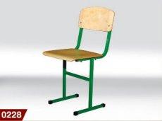 Стул школьный Т-образный 0228
