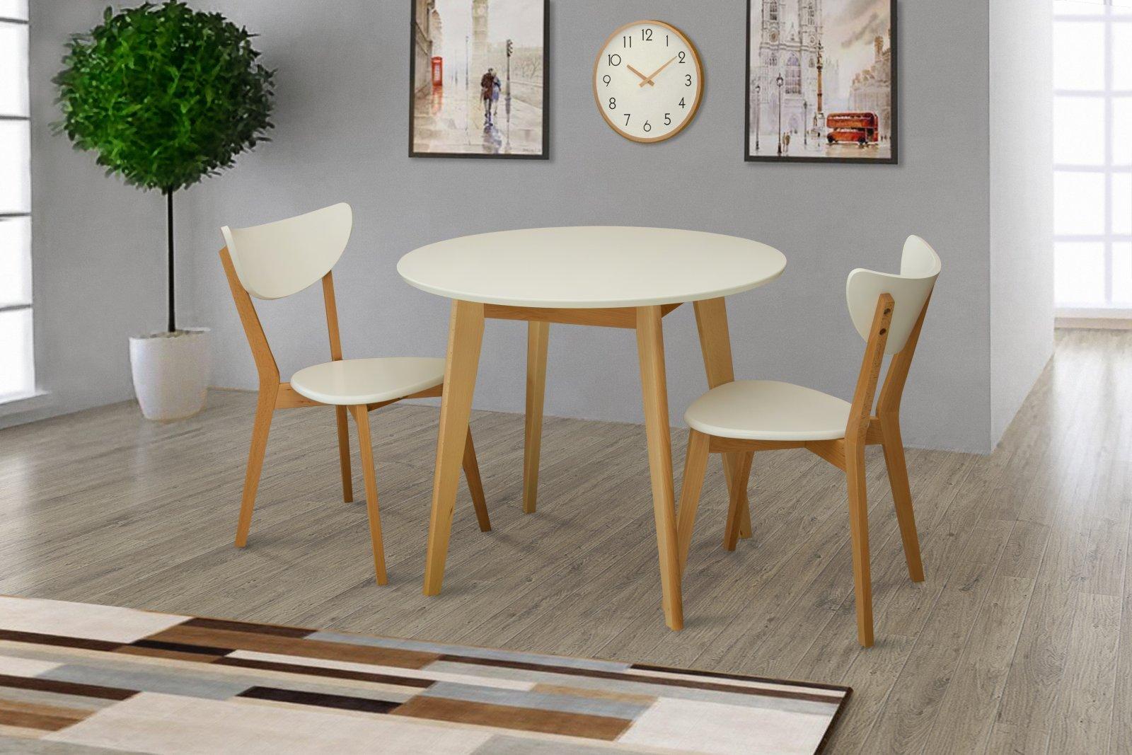Фото - Стулья и круглый стол Модерн