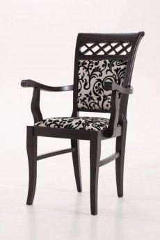 Фото - Деревянный стул Флоренция Т (с подлокотниками)