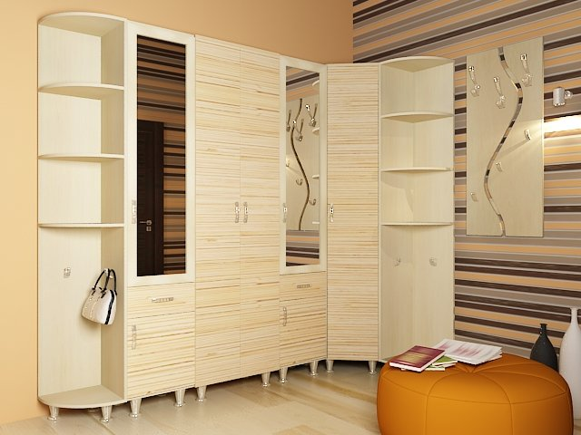 Мебель для прихожей Стиль