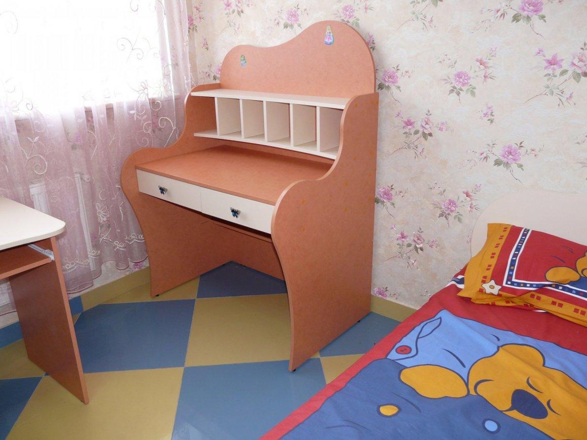 Мебель для детской комнаты Барби - доп. фото
