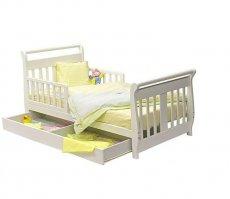 Фото - Детская кровать Лия (с выдвижным ящиком) ДЛ-8