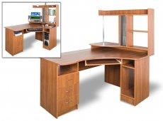 Фото - Угловой компьютерный стол Мастер