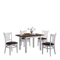 Комплект стол Монтерей и стул 8020