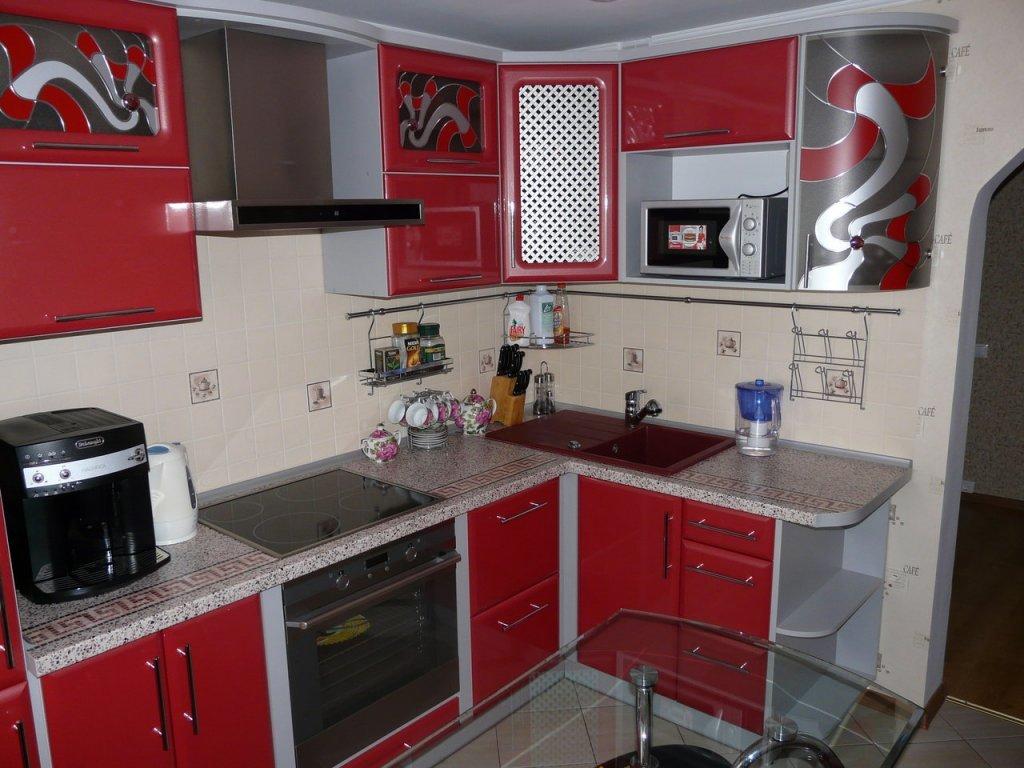 Фото - Кухня L-15