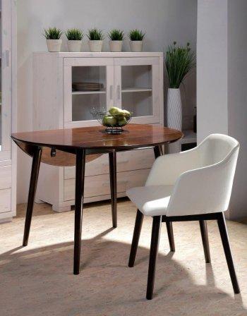 Фото - Комплект: стол Астер и кресло Либерти