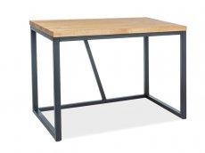 Фото - Компьютерный стол Silvio дуб