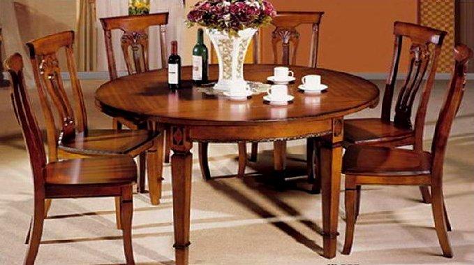 Фото - Деревянный стол JF-893