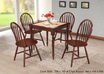 Фото - Стол СТ3030 и стулья Winzor