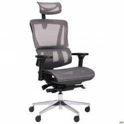 Кресло Agile Black Alum