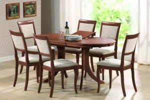 Кухонные столы и стулья: стол Лайза + стулья Клер