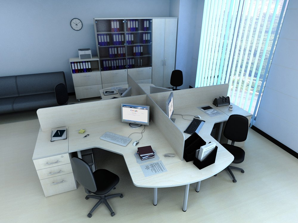 Серия офисной мебели Премиум - доп. фото