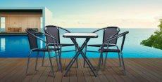 Фото - Комплект: стол Mexico и стул Taco