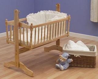 Фото - Детская кроватка ДК-14