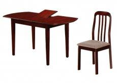 Комплект стол Герда и стул Вольтер