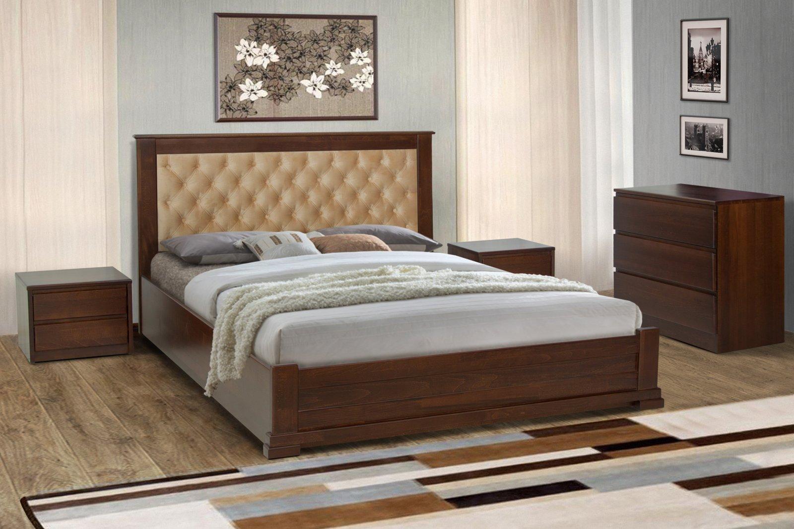 Фото - Кровать Аризона с подъемным механизмом