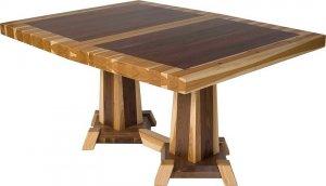 Кухонный стол из дерева СТ-20