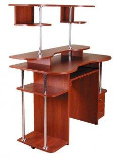 Компьютерный стол С541 - кальвадос