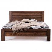 Кровать двуспальная Люкс