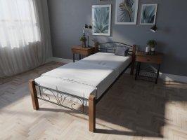 Кровать Лара Люкс Вуд