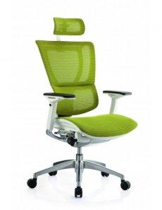 Фото - Кресло COMFORT SEATING MIRUS-IOO зеленое