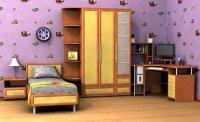 Детская комната для подростка КМ-3