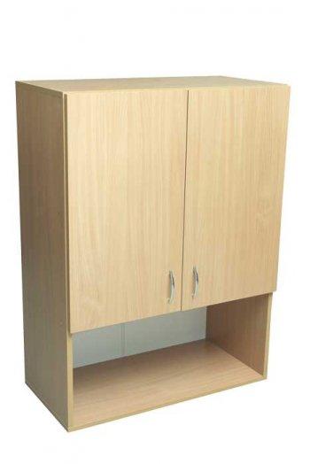 Фото - Шкаф низкий 2-дверный с нишей