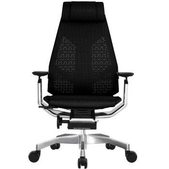 Фото - Сетчатое компьютерное кресло GENIDIA MESH