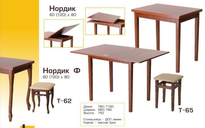 Маленький кухонный столик
