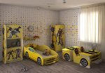 Детская комната Трансформеры