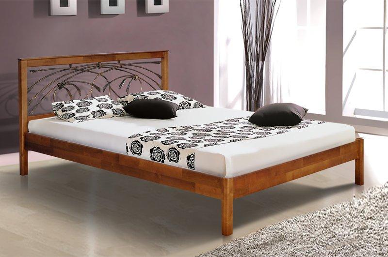 Фото - Кровать Карина двуспальная