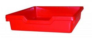 Пластиковый лоток N1 312х377х75 мм без направляющих.