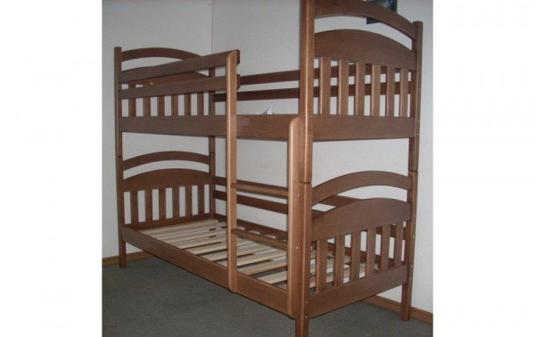 Фото - Двухъярусная кровать-трансформер Деонис