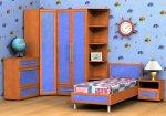 Детская комната для подростка КМ-1