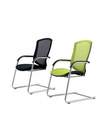 Фото - Кресло Okamura Contessa Guest chair для посетителей